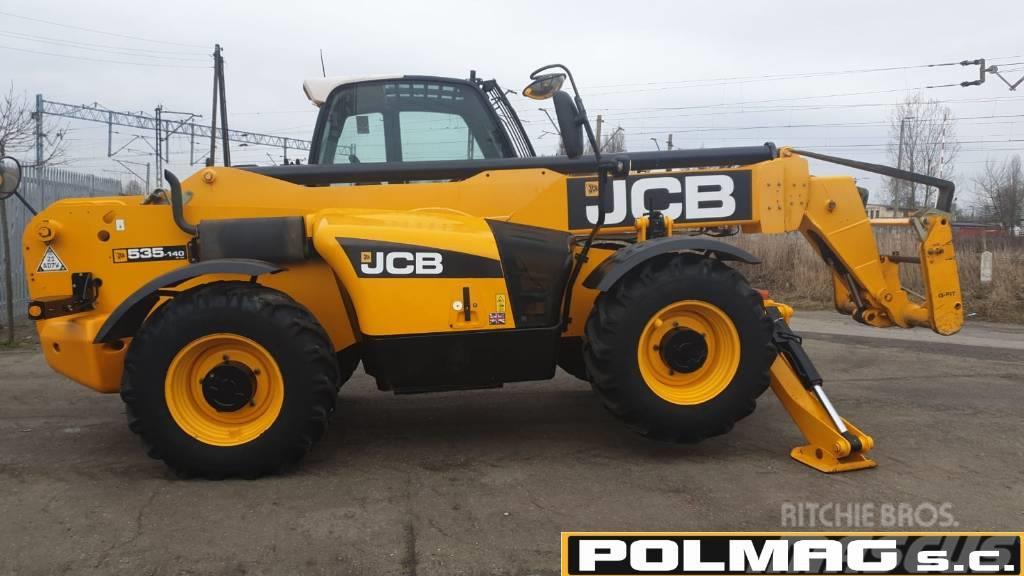 JCB 535-140 Hiviz GOTOWY UDT JCB 535-125 535-95 531-70