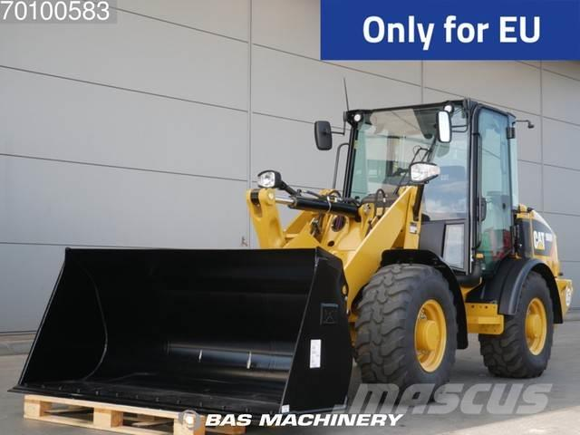 Caterpillar 906 M Bucket and forks - ride controle - warranty