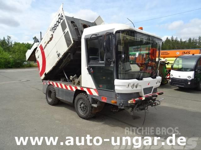 Ravo 530 - 540 Euro 3 Ersatzteilspender Kehrmaschine
