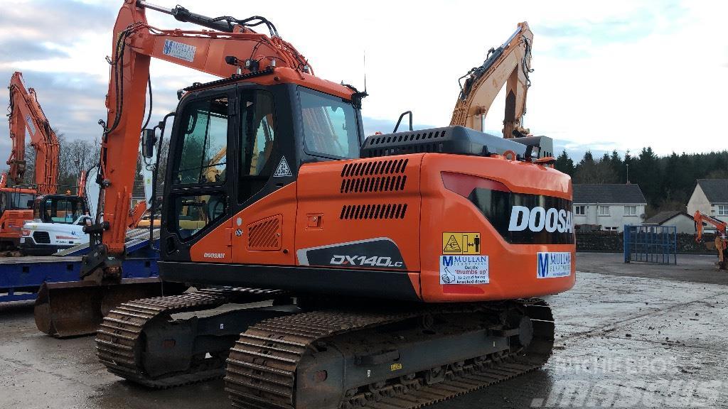 Doosan Dx140 LC-5