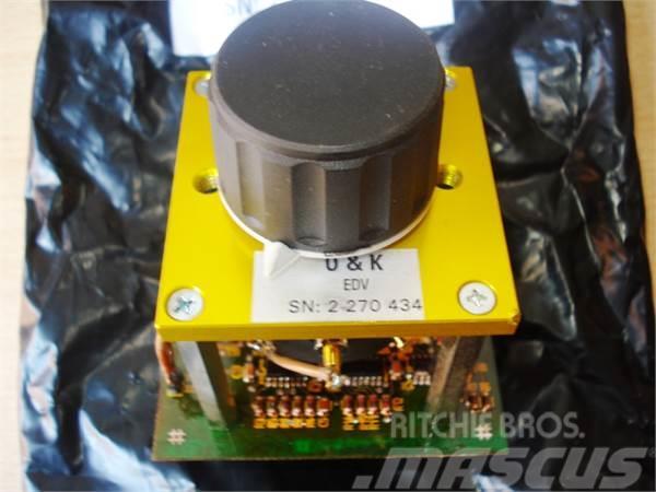 O&K RH 6/22 speed sensor P/N 2270434