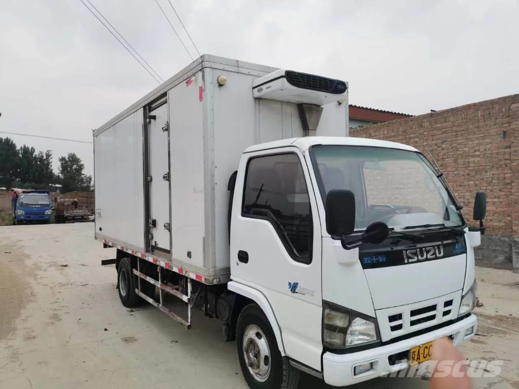 Isuzu freezer