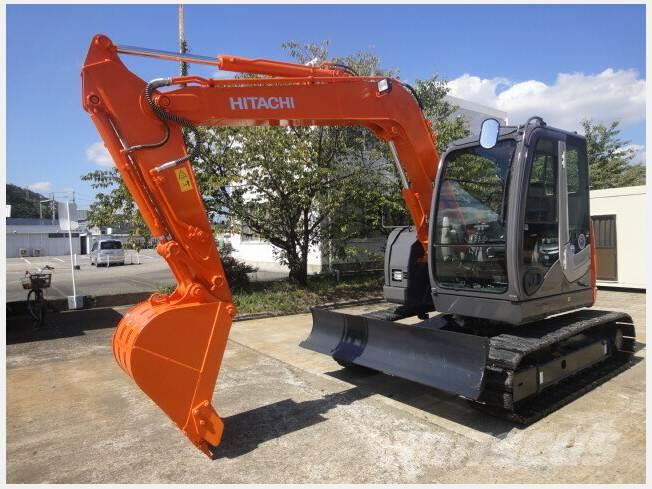 Hitachi ZX75US-3