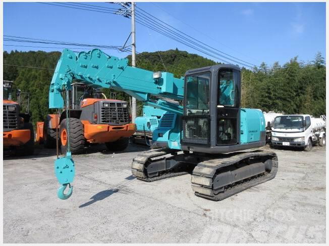 Kobelco CK90UR, Japan, 2002- midi excavators 7t - 12t for