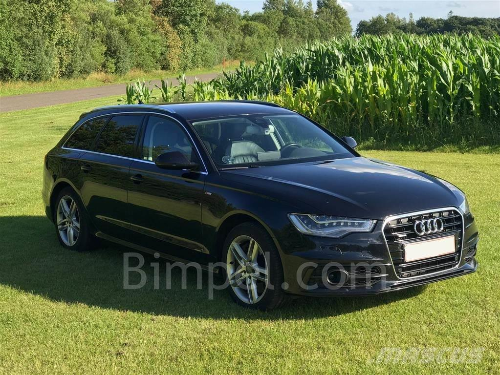 used audi a6 avant 3 0 tdi biturbo s line quattro led. Black Bedroom Furniture Sets. Home Design Ideas
