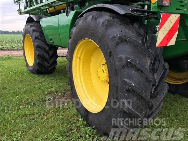 John Deere 5430i : 4 x Michelin Xeobib 710/60r42