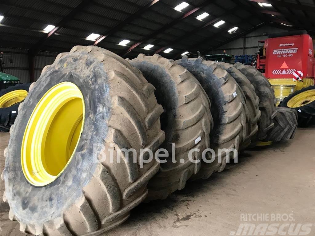 John Deere Michelin 650/85r38