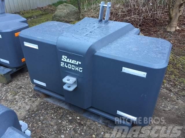 [Other] Suer 2400 kg ultra kompakt - www.suer.dk
