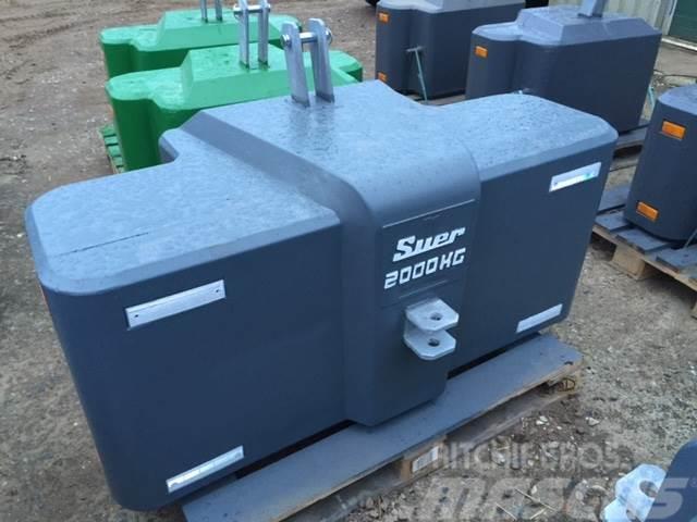[Other] Suer 2000 kg ultra kompakt - www.suer.dk