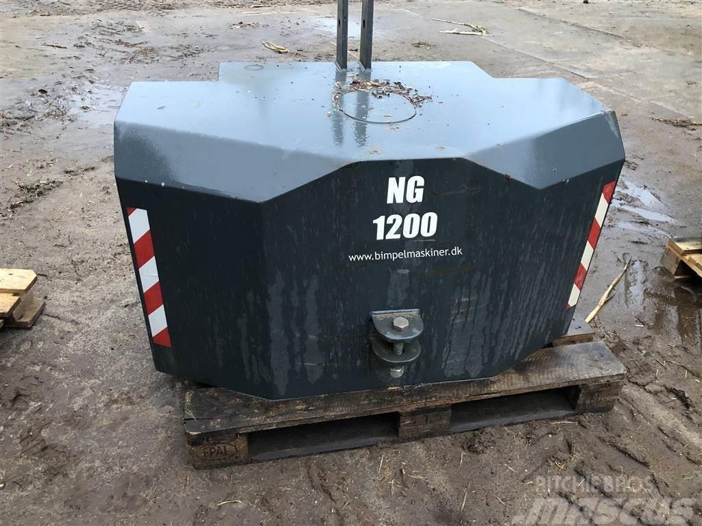 [Other] Bimpel 1200 kg - gratis levering