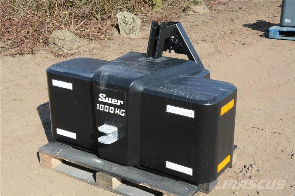 [Other] Suer 1000kg kompakt - www.suer.dk med A ramme