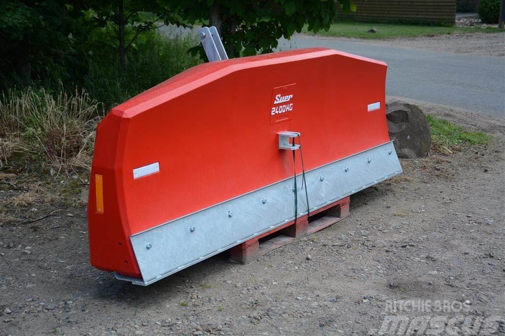 [Other] Suer 2400 kg med skarbefunktion