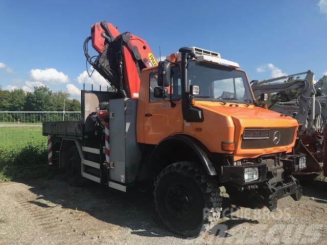 MB Trac U 2450 L/38
