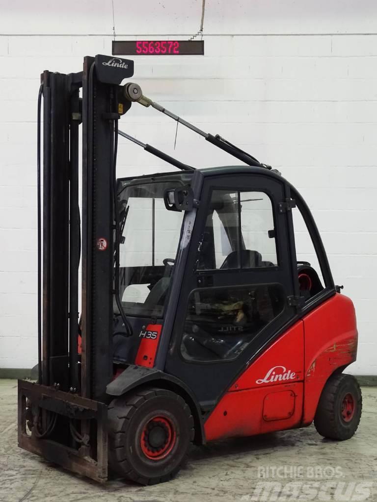 Linde H35T