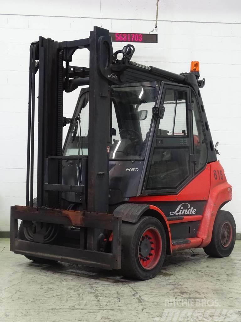Linde H80T-02