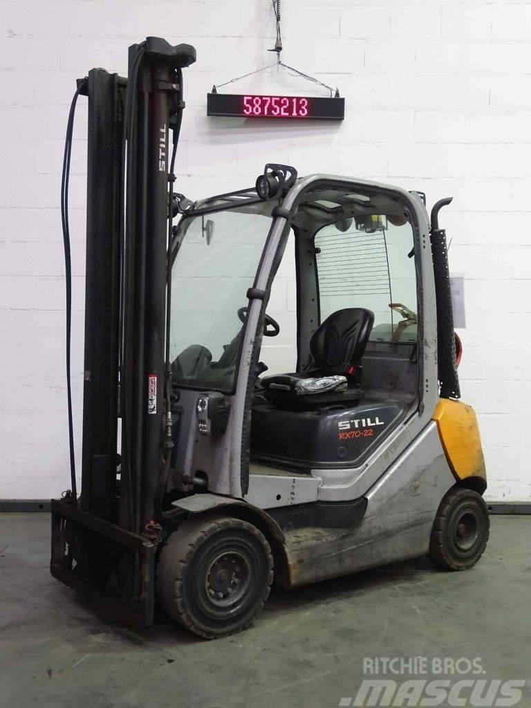 Still RX70-22T
