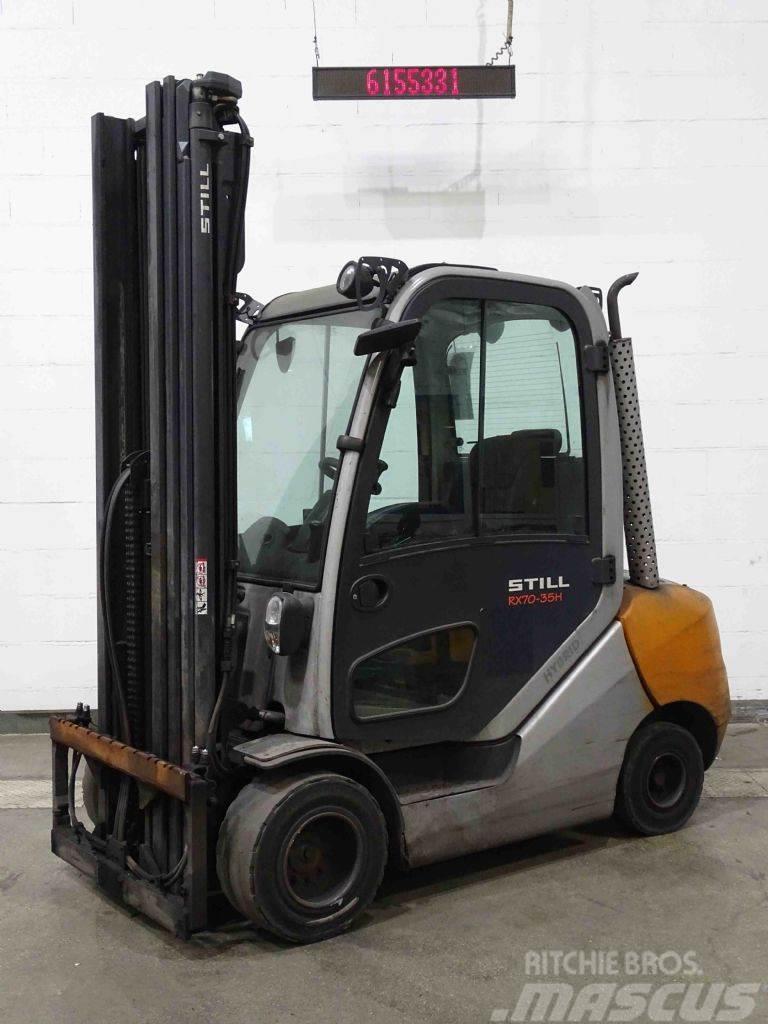 Still RX70-30H