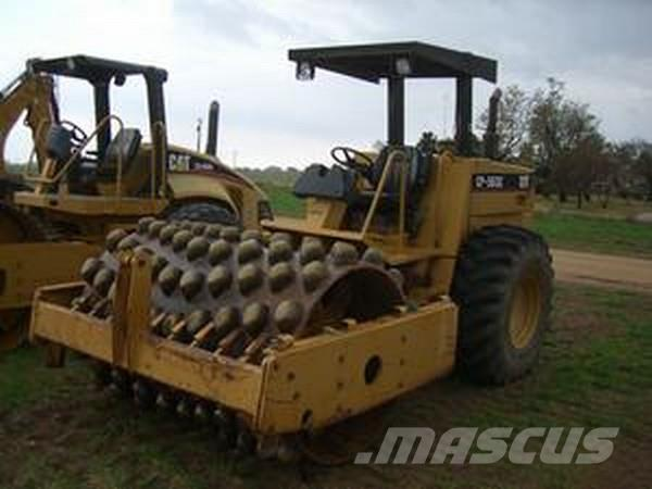 Caterpillar CS563C