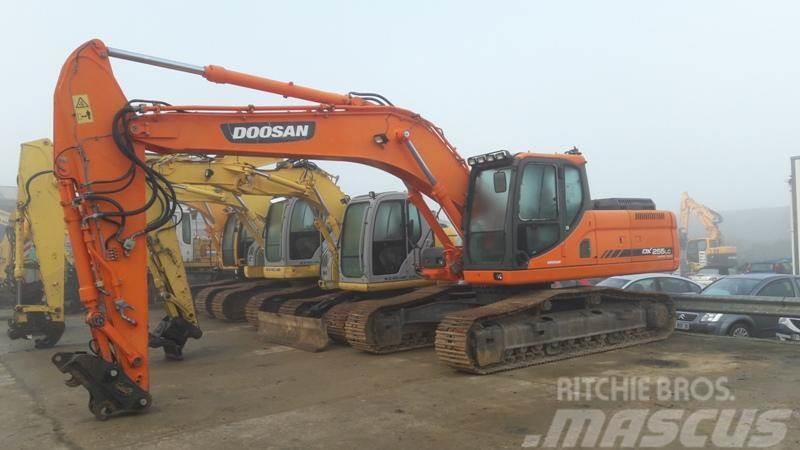 Doosan DX255LC