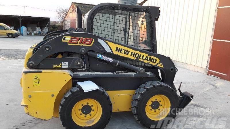New Holland L 218