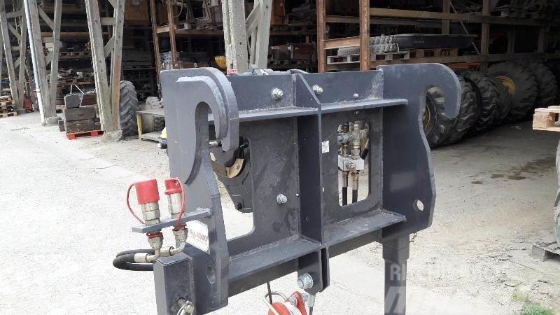 [Other] Treuil hydraulique pour chariot élevateur 4 Tonnes