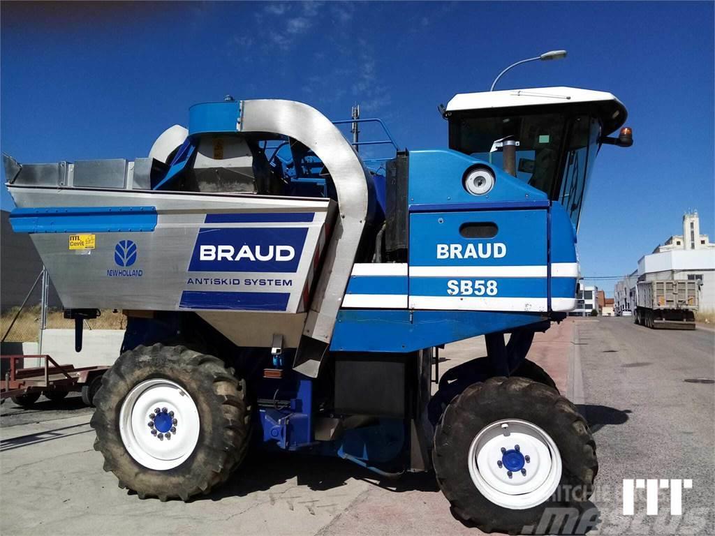 New Holland SB58