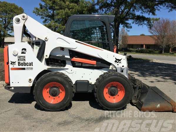 Bobcat s770 for sale Maspeth Price $52 995 Year 2014