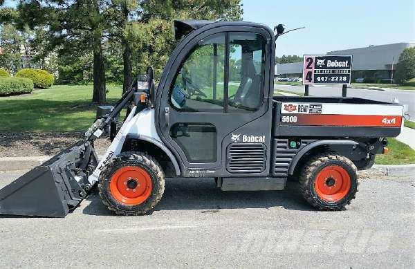 Bobcat Toolcat 5600 For Sale Maspeth Price 48995 Year 2016