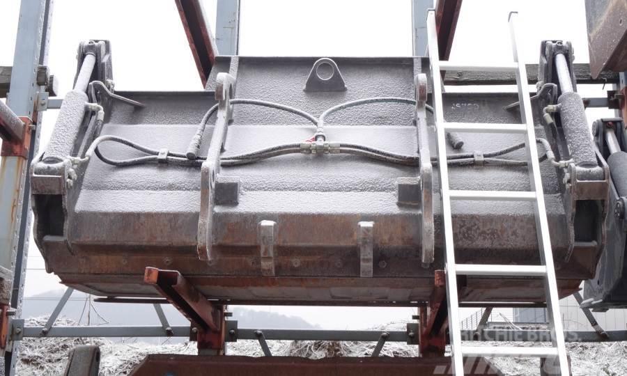 Ahlmann Mehrzweckschaufel 4-in-1 Ahlmann AS700