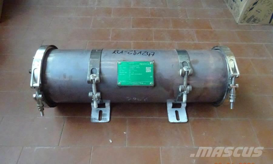 Krone Diesel Partikel Filter