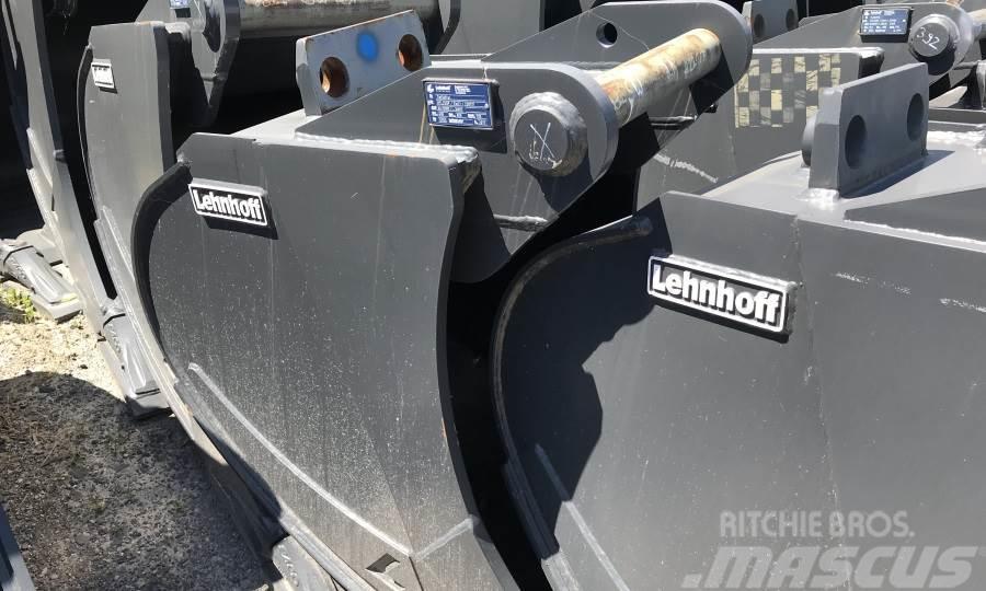 Lehnhoff 080 CM / SW21 - Tieflöffel
