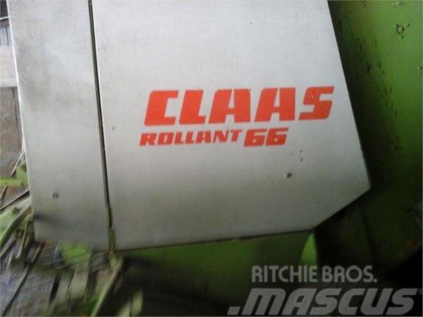 CLAAS ROLAND 66