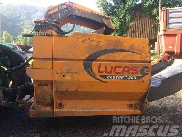 Lucas CASTOR +20R
