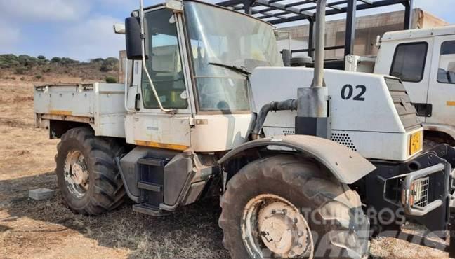 JCB Tractor 155-65-Fastrack 4x4