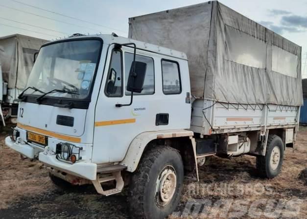 [Other] LEYLAND-DAF Carrier Truck 45.150 RHD 4x4