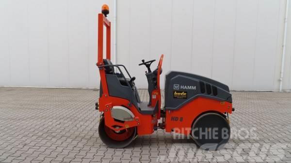 Hamm HD8VV compact