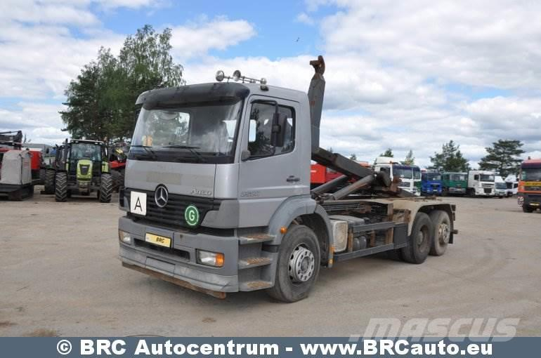 Mercedes-Benz 2628