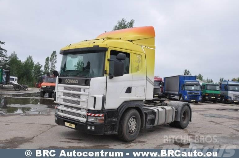 Scania R124L