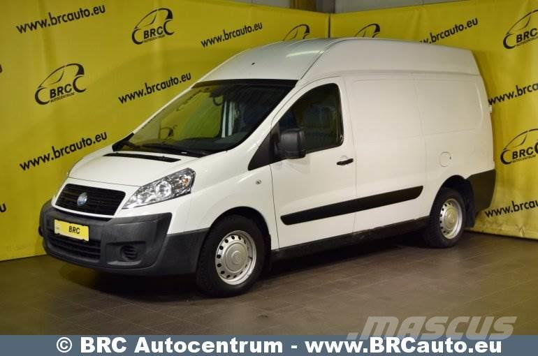 fiat scudo occasion prix 6 100 ann e d 39 immatriculation 2010 fourgon fiat scudo. Black Bedroom Furniture Sets. Home Design Ideas