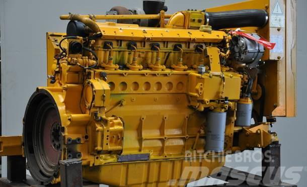 Deutz BF6M1013C, Motorer