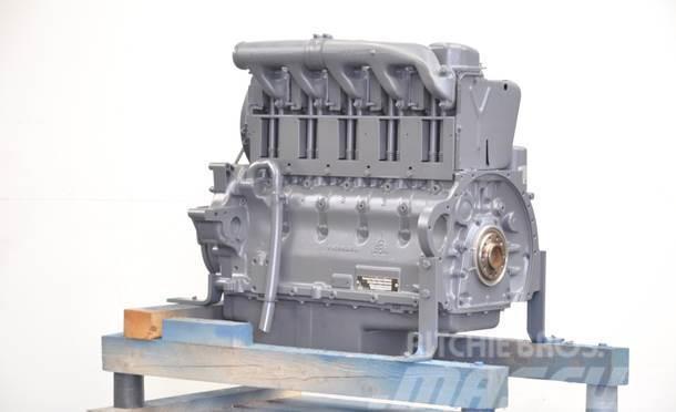 Deutz F5L912, Motorer