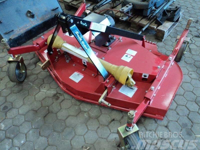 Dk-Tec Rotorklipper 150 cm M. pto aksel