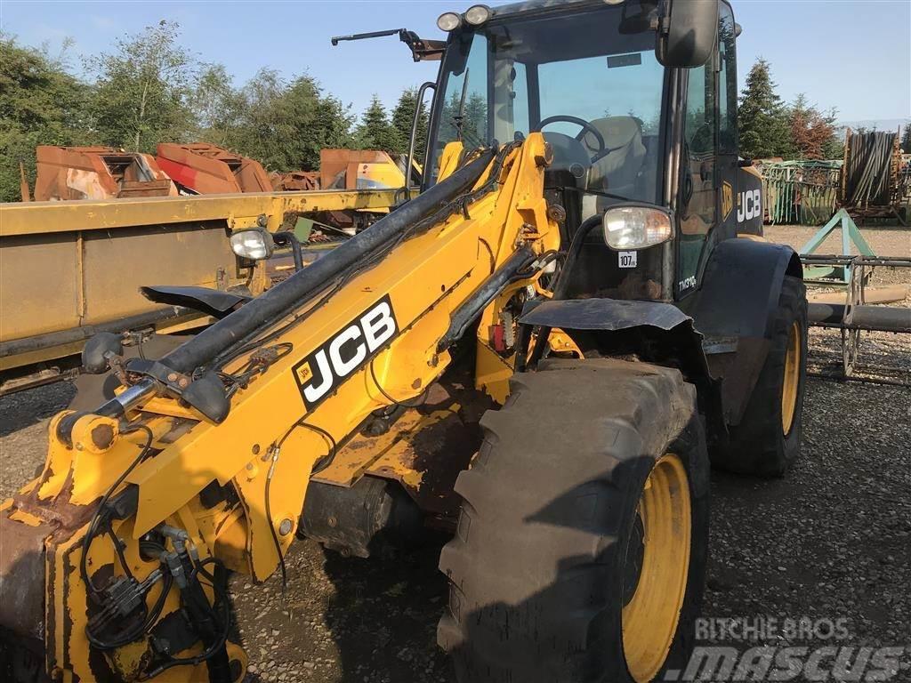 JCB TM 310S Med nye dæk