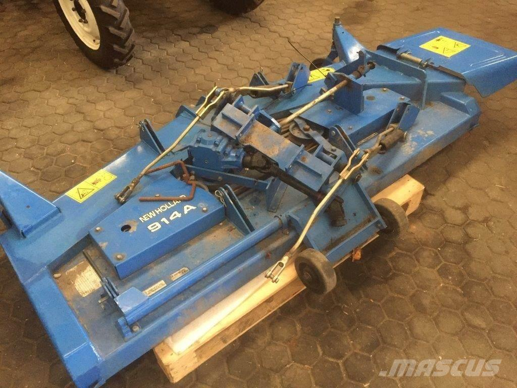 New Holland TC35 Klippebord 914A