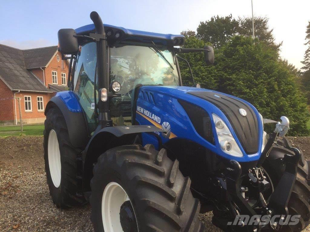 New Holland T6.175 Lagerkampagne - 598.000,-
