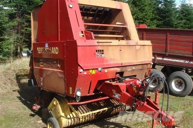 New Holland 654 Ophug / used spareparts