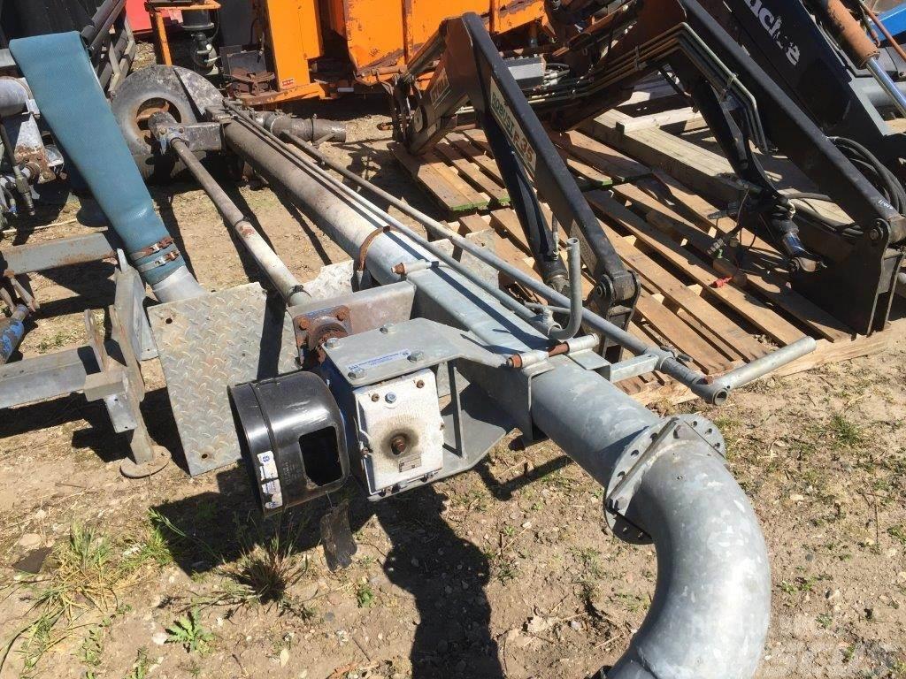 [Other] VP-Drema TR-6 Traktorpumpe 3m med omrører