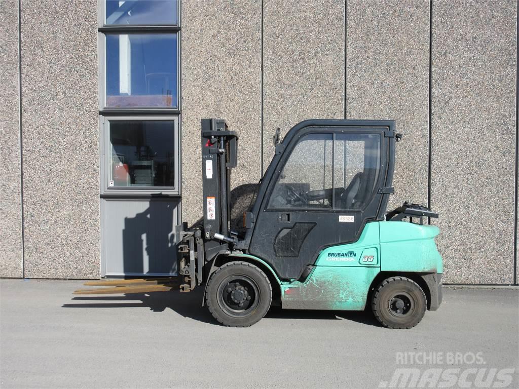 Mitsubishi FD35
