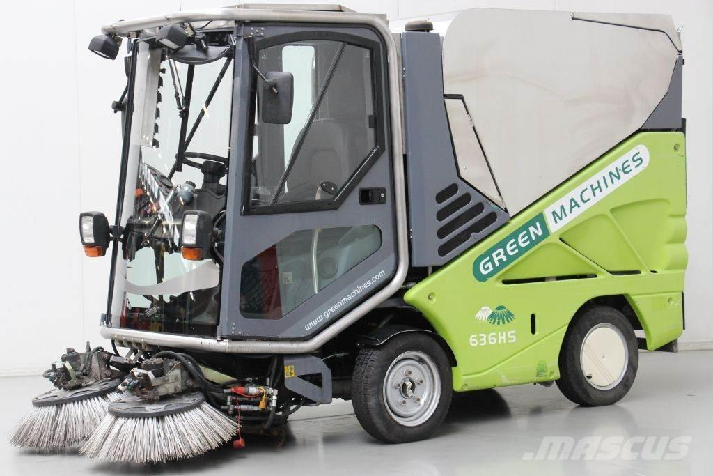 Applied Sweeper 636HS