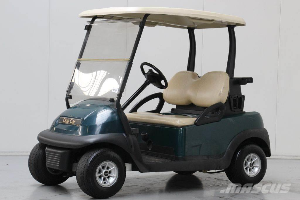 club car precedent baujahr 2011 golfwagen golfcart. Black Bedroom Furniture Sets. Home Design Ideas